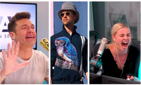 Ryan Seacrest - Brad Goreski, Tanya Rad Attempt to Style Ryan for Wango Tango 2019: Watch