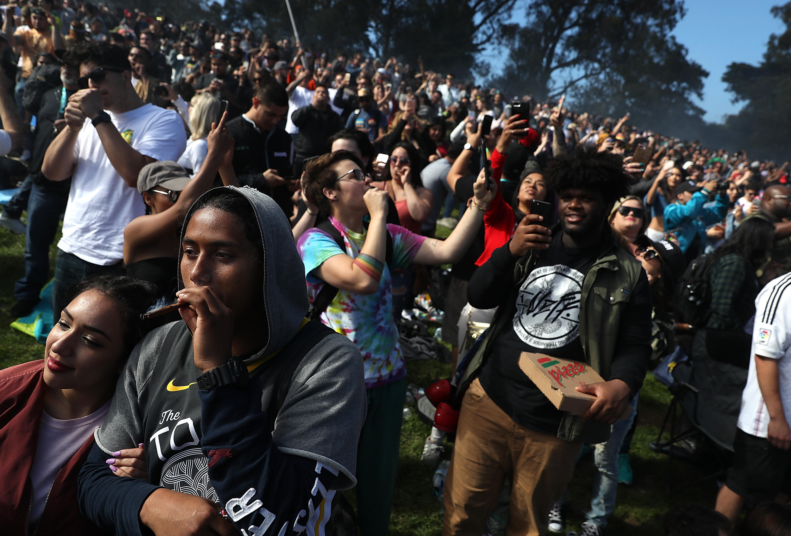 Ready To Party In SF For 420? Here's The Info