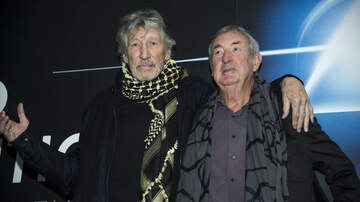 Rock News - Roger Waters Reunites With Pink Floyd's Nick Mason At NYC Concert