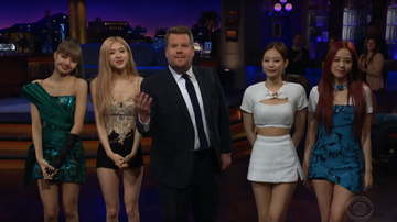 iHeartRadio Music News - Blackpink Storm 'Late Late Show' With 'Kill This Love,' Play 'Flinch'