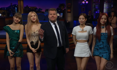 Trending - Blackpink Storm 'Late Late Show' With 'Kill This Love,' Play 'Flinch'