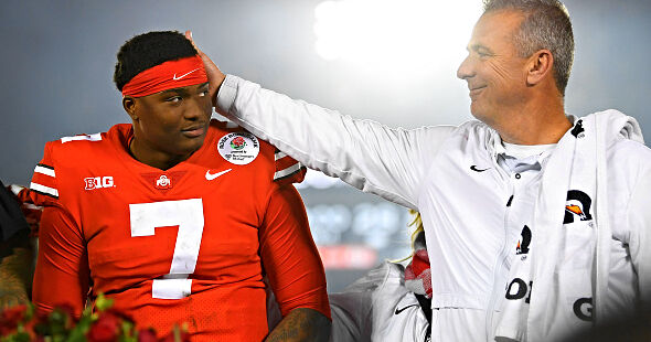 Urban Meyer Says Dwayne Haskins Isn't Ready to Be a Face of a Franchise Yet
