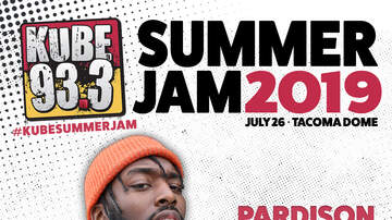 KUBE 93.3 Summer Jam - Pardison Fontaine is Backin' it Up to KUBE Summer Jam