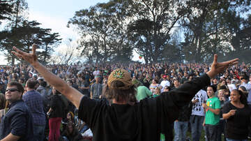 The Sana G Morning Show - Here's All The 420 Info You Need If You're Going To Be In The City!