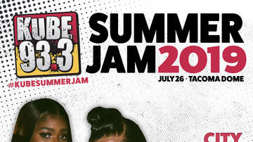 KUBE 93.3 Summer Jam - City Girls are ready to Twerk at KUBE Summer Jam