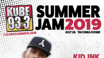 KUBE 93.3 Summer Jam - YUSO ready for Kid Ink at KUBE Summer Jam