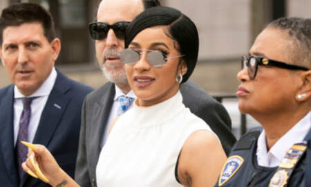 Entertainment News - Cardi B Rejects Plea Deal In Strip Club Brawl Case