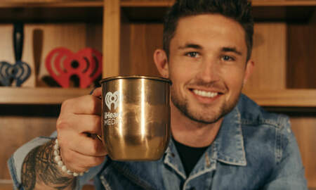 Music News - Michael Ray Makes a Signature Cocktail for His Wedding to Carly Pearce