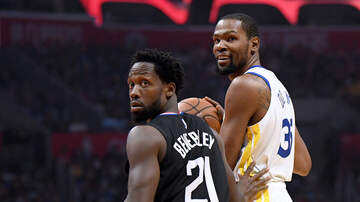 Sports News - Warriors Sent In Tape To The League Office Of Patrick Beverley's Defense