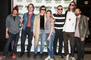 Cage the Elephant Social Cues Release Party Meet + Greet Pictures