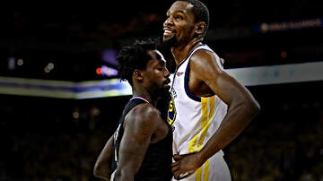 Breaking Sports News - Warriors Sent Tapes to NBA Complaining About Patrick Beverley's Defense