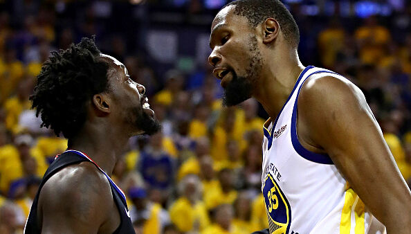 Warriors Sent Tapes to NBA Complaining About Patrick Beverley's Defense
