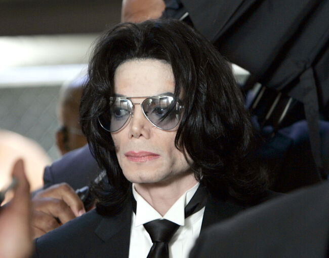 Michael Jackson Not Guilty