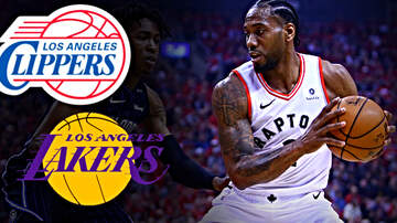 Breaking Sports News - Raptors Players Believe Kawhi Leonard Will Be Leaving Toronto For LA