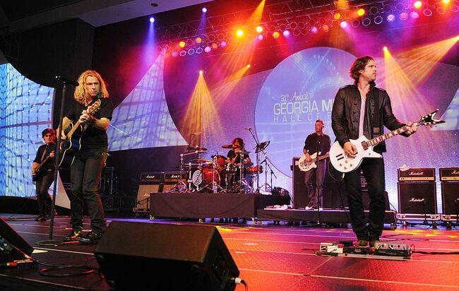 31st Annual Georgia Music Hall Of Fame Awards