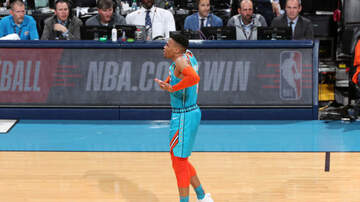 1340 The Game Sports Blog - Russ Rocks The Baby As The Thunder Cool Off Blazers