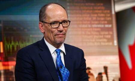 Justice & Drew - WATCH: DNC Chair Tom Perez Pivots On 'Collusion' Question