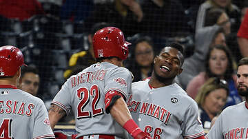 Lance McAlister - Dietrich and pitching do it again....Reds beat Padres in 11 innings