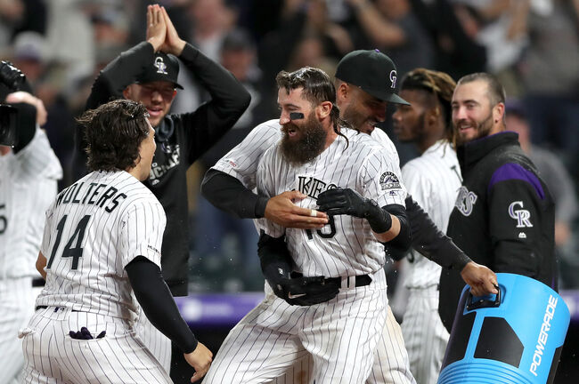 Charlie Blackmon - Matthew Stockman/Getty Images