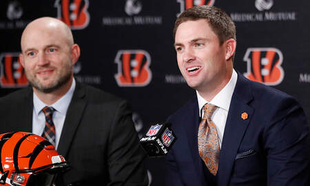 Lance McAlister - Podcast: Talking Bengals and draft with Paul Dehner Jr. of the Enquirer
