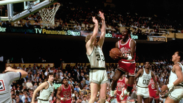Lance McAlister - Watch: Jordan drops 63 vs Celtics this date '86