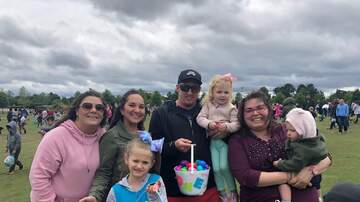Photos - Easter Egg Scramble @ The Evans Towne Center 4-20-19