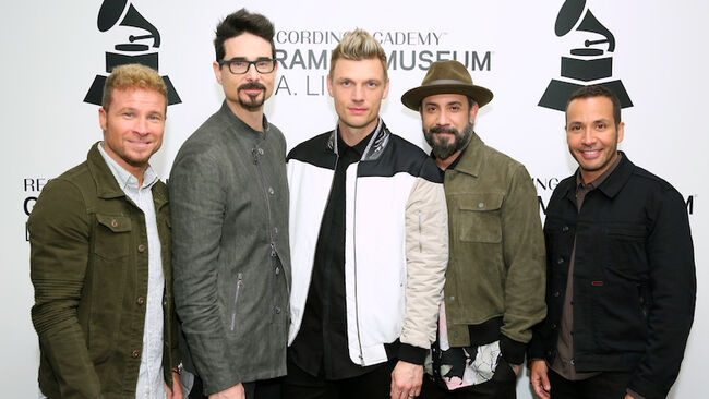 An Evening With Backstreet Boys