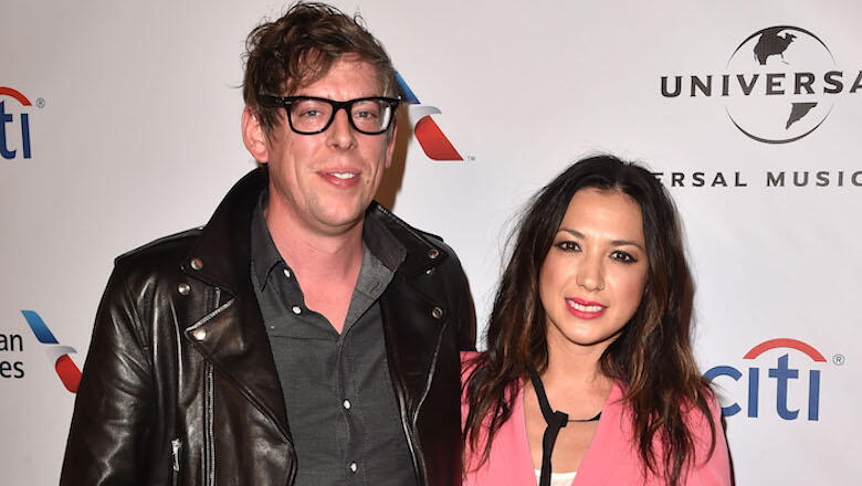 Michelle Branch & Black Keys' Patrick Carney Are Married: Pictures Inside
