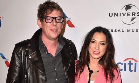 Entertainment News - Michelle Branch & Black Keys' Patrick Carney Are Married: Pictures Inside
