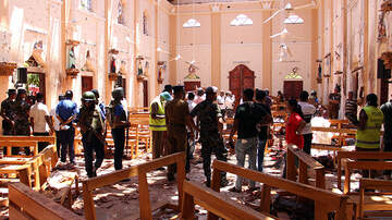 National News - Coordinated Easter Bombings Leave Hundreds Dead In Sri Lanka