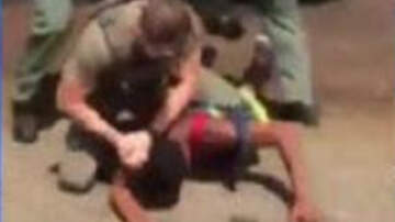 National News - Florida Cop Captured On Video Slamming Teen's Head Into The Ground