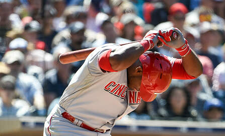 Lance McAlister - Reds fall to Padres, settle for 3 of 4 in San Diego