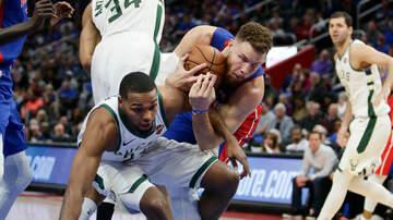 Bucks - Bucks take 3-0 series lead on Pistons with win on Saturday 119-103