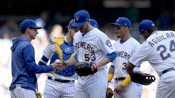 Brewers - Brewers rally late to tie, but fall to Dodgers 6-5
