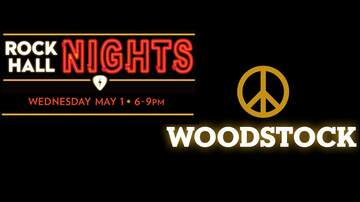 Contest Rules - Win tickets to Rock Hall Nights: Woodstock Rules