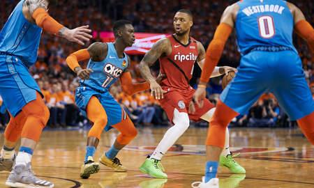 Portland Trail Blazers - Blazers Dominate Thunder, Take Commanding 3-1 Series Lead