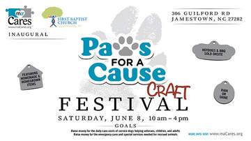 None - Paws for a Cause Craft Festival