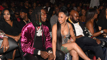 The JV Show - Cardi B Shares Easter Photo With Offset & Baby Kulture