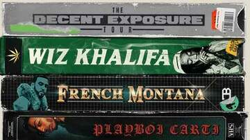 None - Wiz Khalifa with French Montana, Playboi Carti, and more @ Riverbend