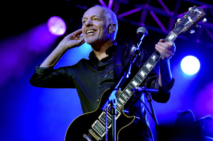 14 Things You Might Not Know about Birthday Boy Peter Frampton