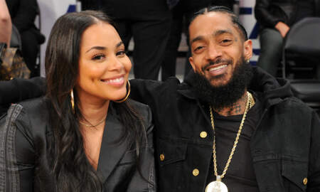 Trending - Lauren London Shares Touching New Tribute To Nipsey Hussle