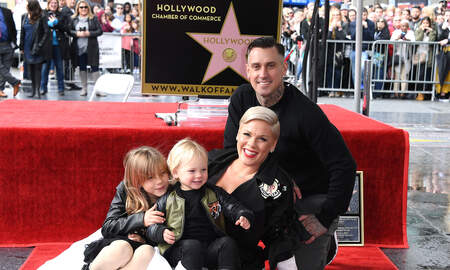 iHeartRadio Music News - Pink Won't Post Her Kids On Social Media After Mom-Shaming: People Are Mean