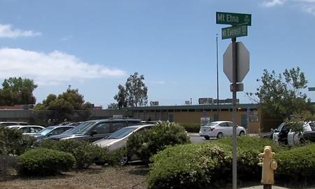 National News - San Diego Churchgoers Tackle Woman Armed With Handgun