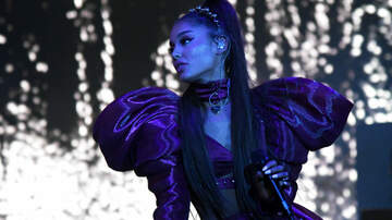 Trending - Someone Threw A Lemon At Ariana Grande During Her Coachella Performance