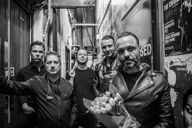 Blue October at the Lincoln Theatre