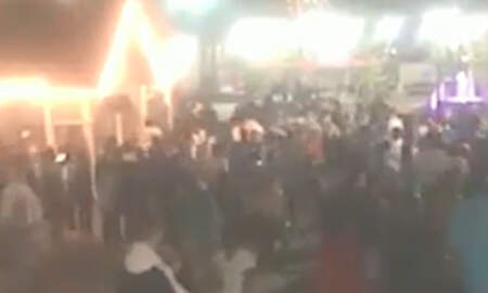 National News - Hundreds Of Teens Get Into Massive Brawl At Worlds Of Fun Amusement Park
