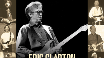 None - Eric Clapton at The Chase Center