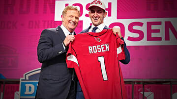 The Herd with Colin Cowherd - The Arizona Cardinals Will Reportedly Keep Josh Rosen