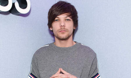 Entertainment News - Louis Tomlinson Promises To Live In The Moment Following His Sister's Death