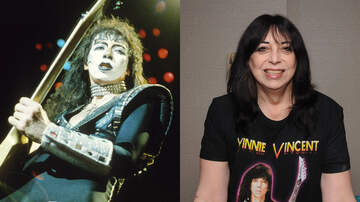 Ken Dashow - Vinnie Vincent Blames Promoter For February Comeback Cancellation
